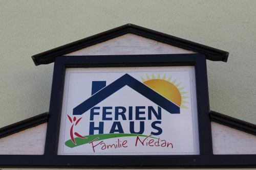 Logo des Ferienhauses Niedan