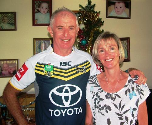John & Helen Donovan