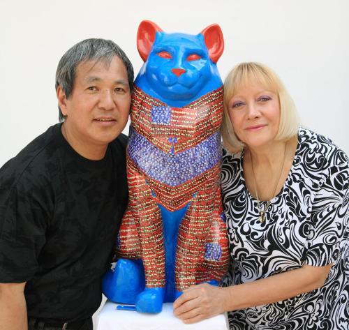 Rebecca & Susumu Sato