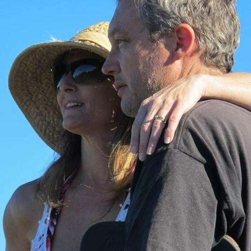 Helen and Shane