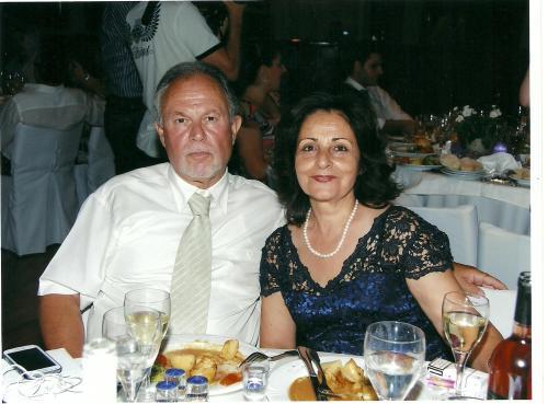 Pavlos & Maria