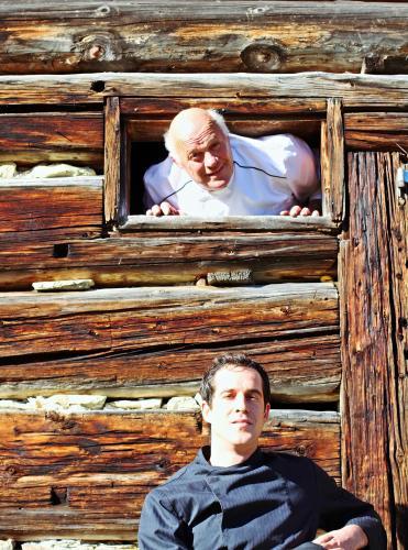 Rüdiger und Gregor Keck