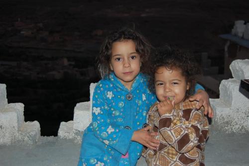 Fatima and Siman