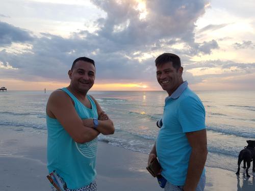 Leonardo & Raul
