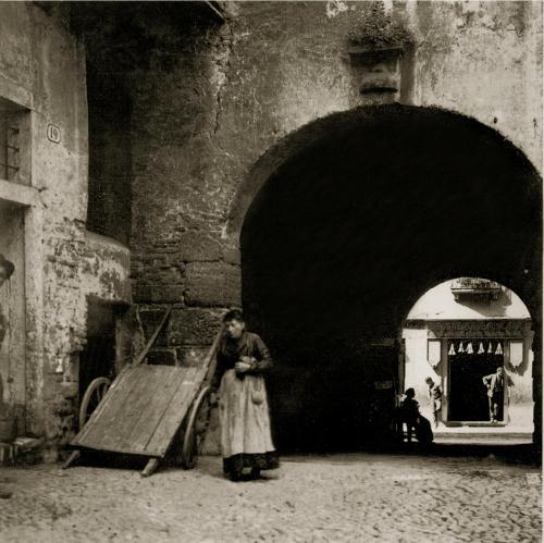 Juliet's Courtyard 1886