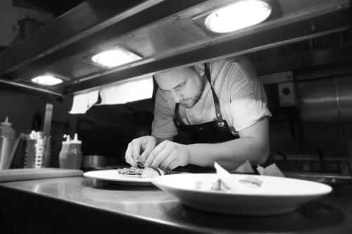 Ryan Coller (Owner and Executive Chef)