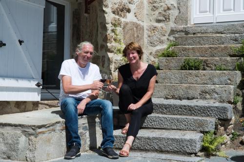 Berbera and Maarten, vos hôtes