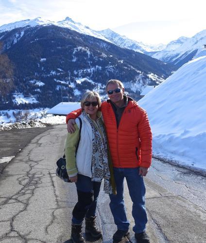 Steve & Karen Allen