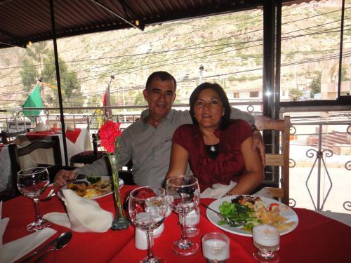 Propietarios: Marvin y Rosario Campos