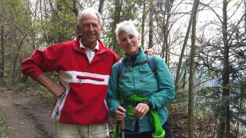 Ingrid und Rudi Bibok Gästehaus-Einkehr