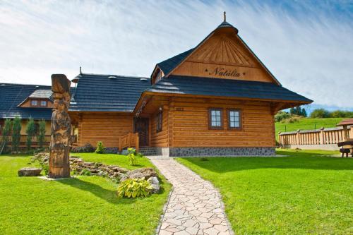 Chalupkovo village