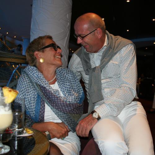 Erich und Susanne Rist