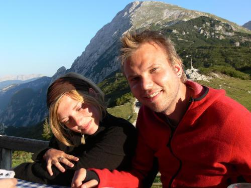 Florian und Josephine Schepper