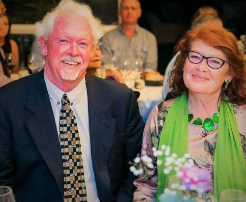 John and Lee-anne Furness