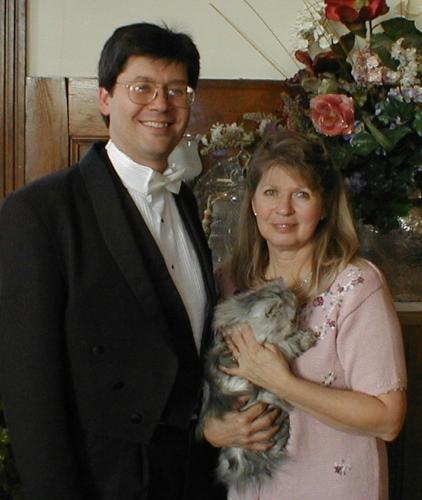 Jim and Sandy Belote