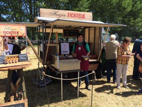 Harzer Fichteln - die Nummer 1 der Harzer Rostbratw