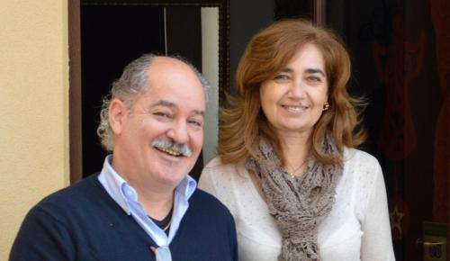 Pinuccia e Alfonso