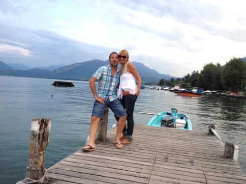 Chris et Stef