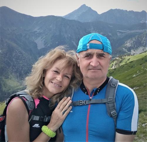 Iveta a Vlado, majitelia