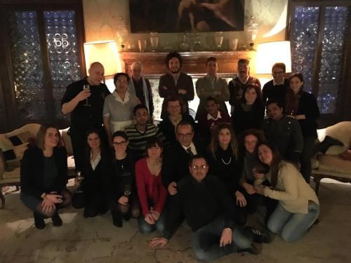the Team of Palazzetto Pisani