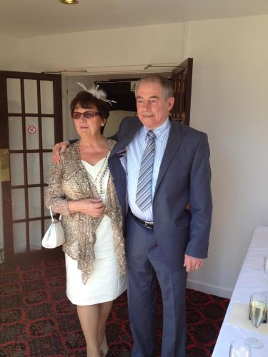Michael and Kathleen Hurley