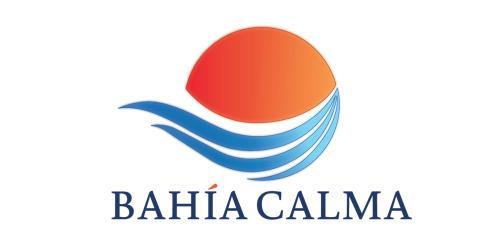 Bahia Calma Beach Logo