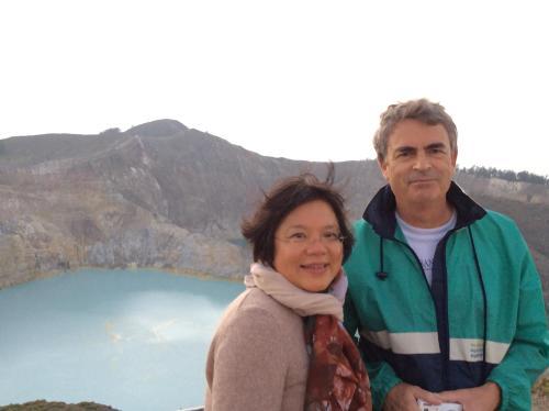 Dirk A. Buiskool and Diana Pardamean