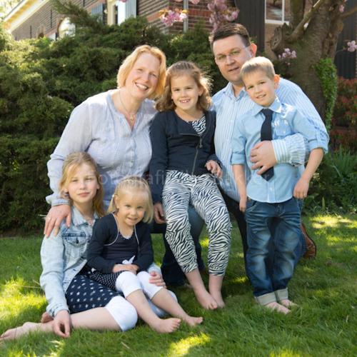 Familie Wolff van Wulfing