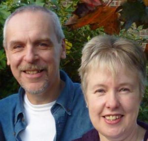 Julie and Richard Board