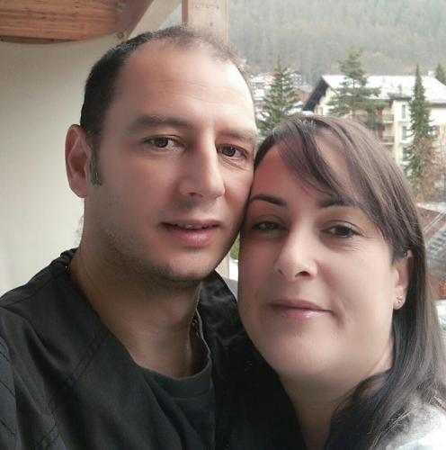 Vito and Sandra