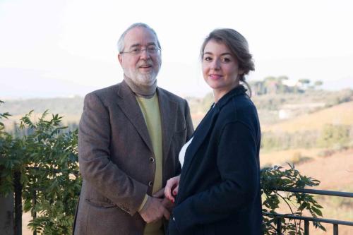 LUIGI AND GIULIA FUSCO