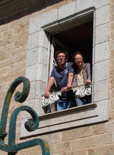 Mary et Jacques Lemaitre