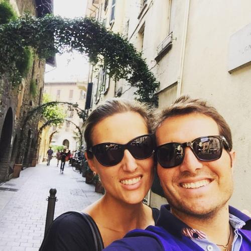 Antonio e Gisella