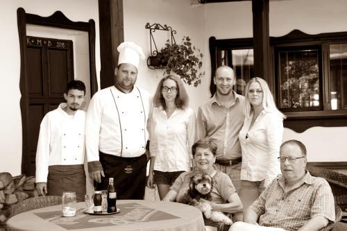 onwers, family, staff