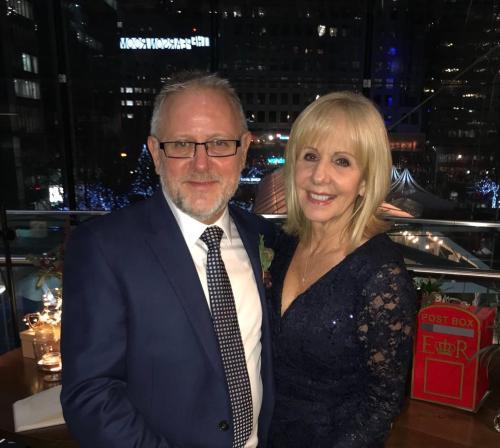 Paul & Heidi