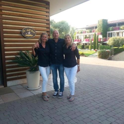 Manuela,Chiara e Alfonso