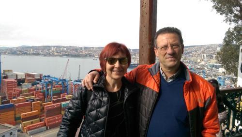 Carlos e Inés