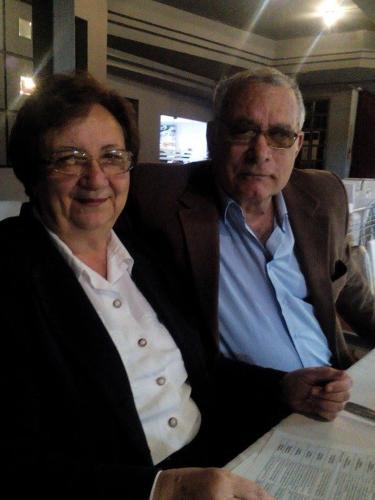 Rena Pavloudi and Kostas Pavloudis