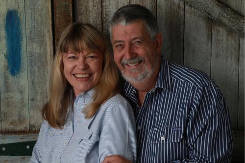Simon and Eileen Worssam