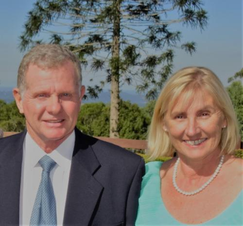 Therese & John - Managers