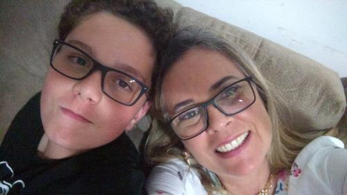 Sandra e Matheus