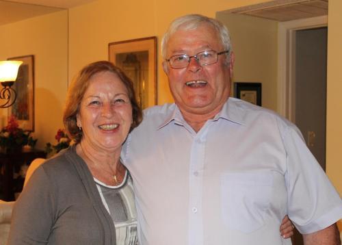 Patrick & Teresa Holden