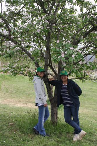 Giorgia e Valentina