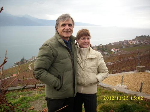 Йордан и Гинка Петрови  Собственици