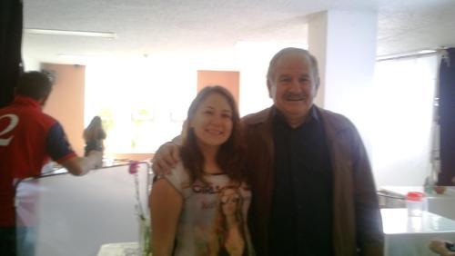 Jose y Alejandra (hija)