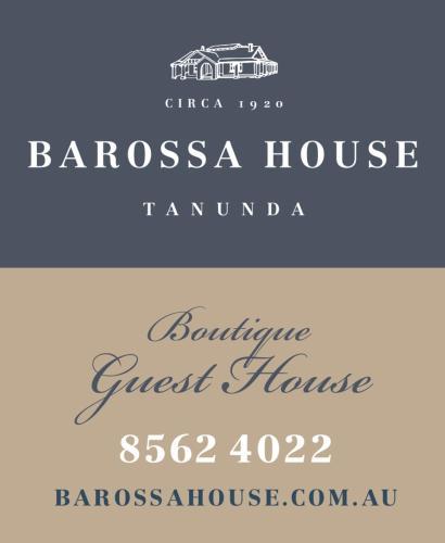 Barossa House LOGO