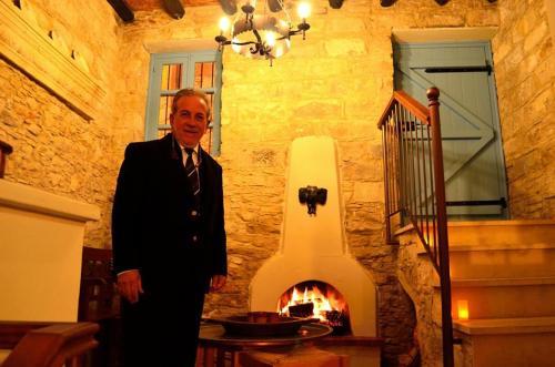 Owner Director Charalambos