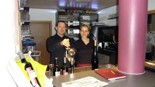 Ihre Gastgeber Anne und Jan Jochmann