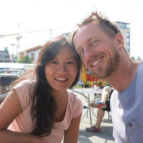 Cindy and Henri
