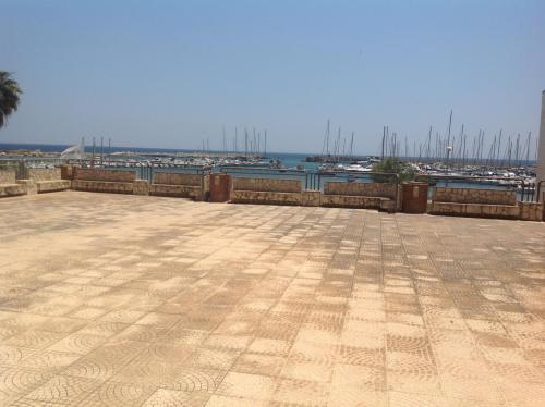 Vista sul Molo Turistico